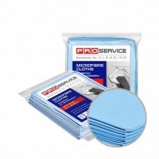 Салфетки из микрофибры для стекла 5 шт PRO Service Standart