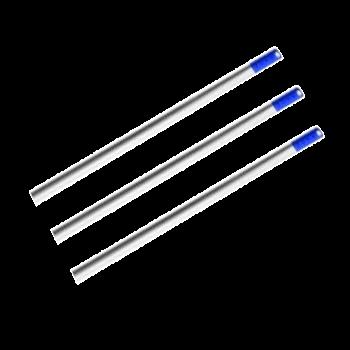 Алюминиевая рукоятка синяя w/hole 23,5*140 см PRO Service Standart