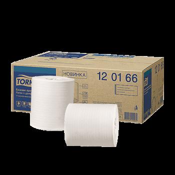 Tork Universal однослойная протирочная бумага с центральной вытяжкой 275 м белая 120166 M2