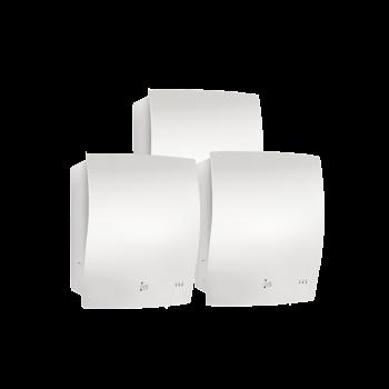 Автоматический Держатель для бумажных полотенец белый Selpak Professional