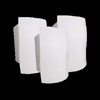 Диспенсер для бумажных полотенец с центральной вытяжкой белый Selpak Professional