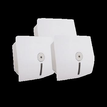 Диспенсер для туалетной бумаги с центральной вытяжкой белый Selpak Professional