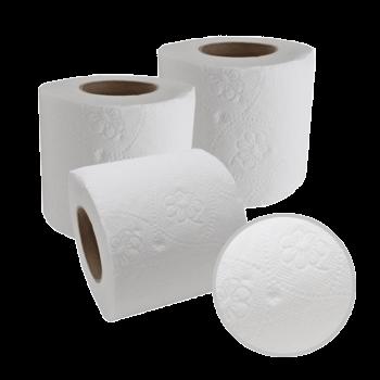 Туалетная бумага в рулонах 20 м PRO Service Comfort
