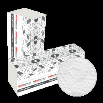 Полотенца листовые белые ZZ-сложение 2х-слойные 200 шт/уп PRO Servise Premium