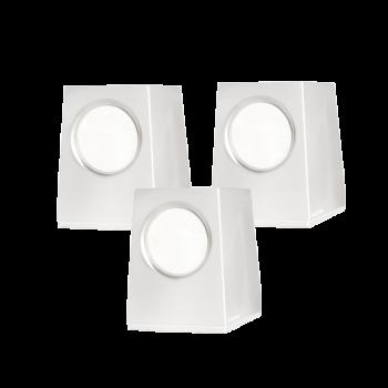 Пластиковый Держатель для бумажных салфеток белый Selpak Professional