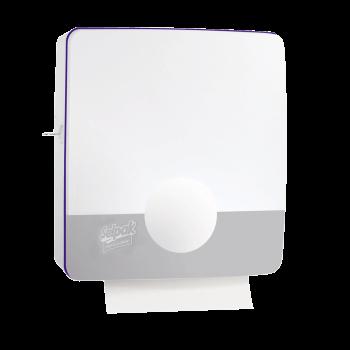 Держатель для бумажных полотенец Z-сложения белый пластиковый Selpak Professional Touch