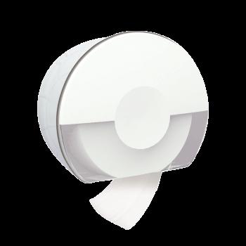 Selpak PRO TOUCH Пластиковый держатель для туалетной бумаги джамбо, белый 1шт. (1 шт / ящ)