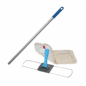 Швабра-Флаундер 40 см для сухой уборки пола и стен