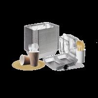 Одноразовая посуда и упаковка