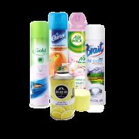 Освежители воздуха и ароматизаторы
