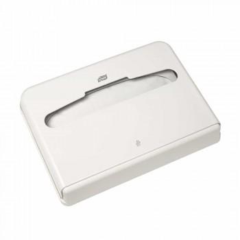 Tork диспенсер для накладок на унитаз сложения 1/2 белый 344080 V1